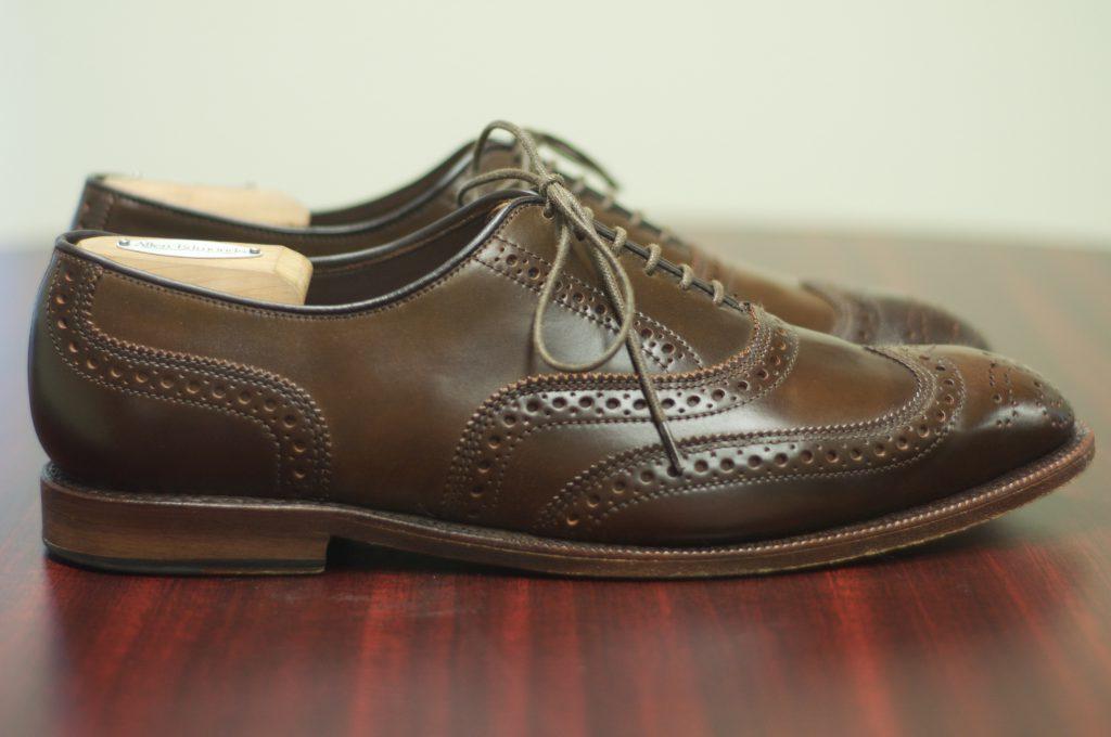 Allen Edmonds Cordovan Shoes Sale