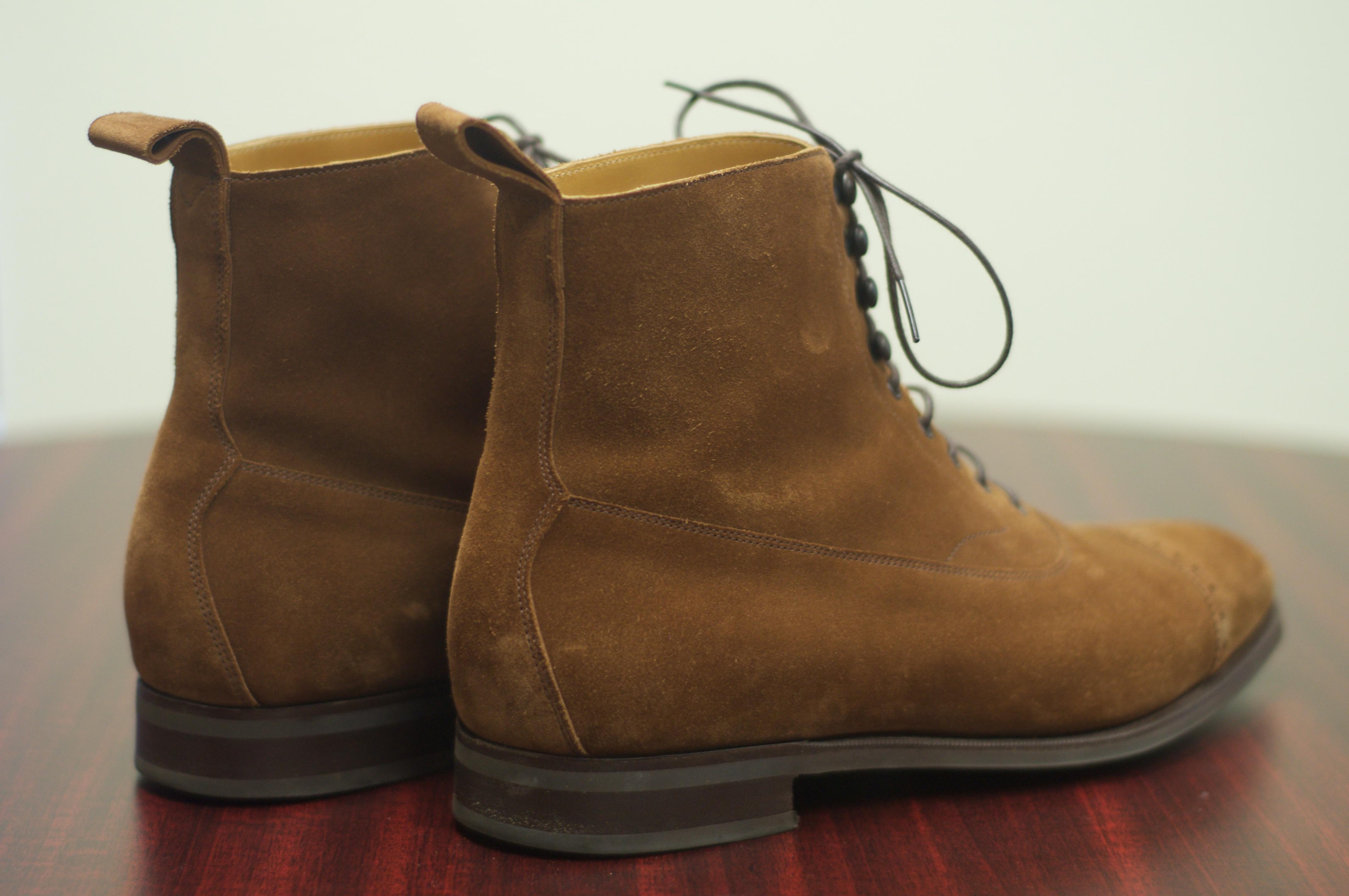 edward green shannon boot