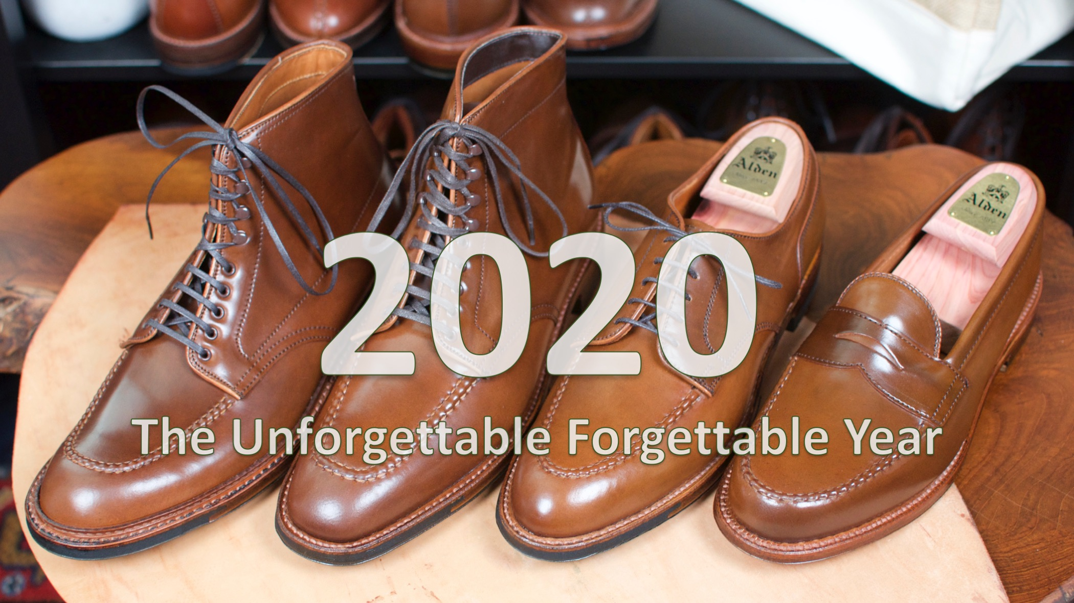 2020: The Unforgettable Forgettable Year