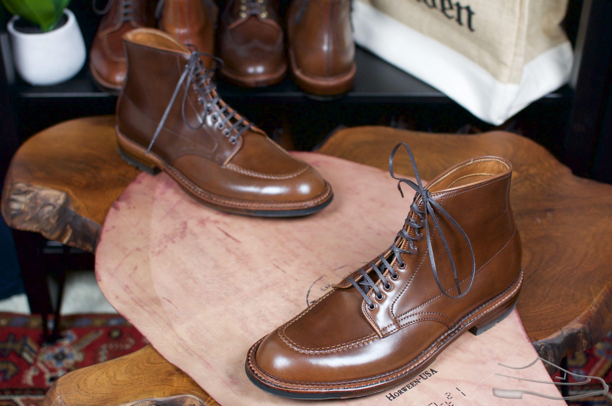 Alden Ravello Indy Boot