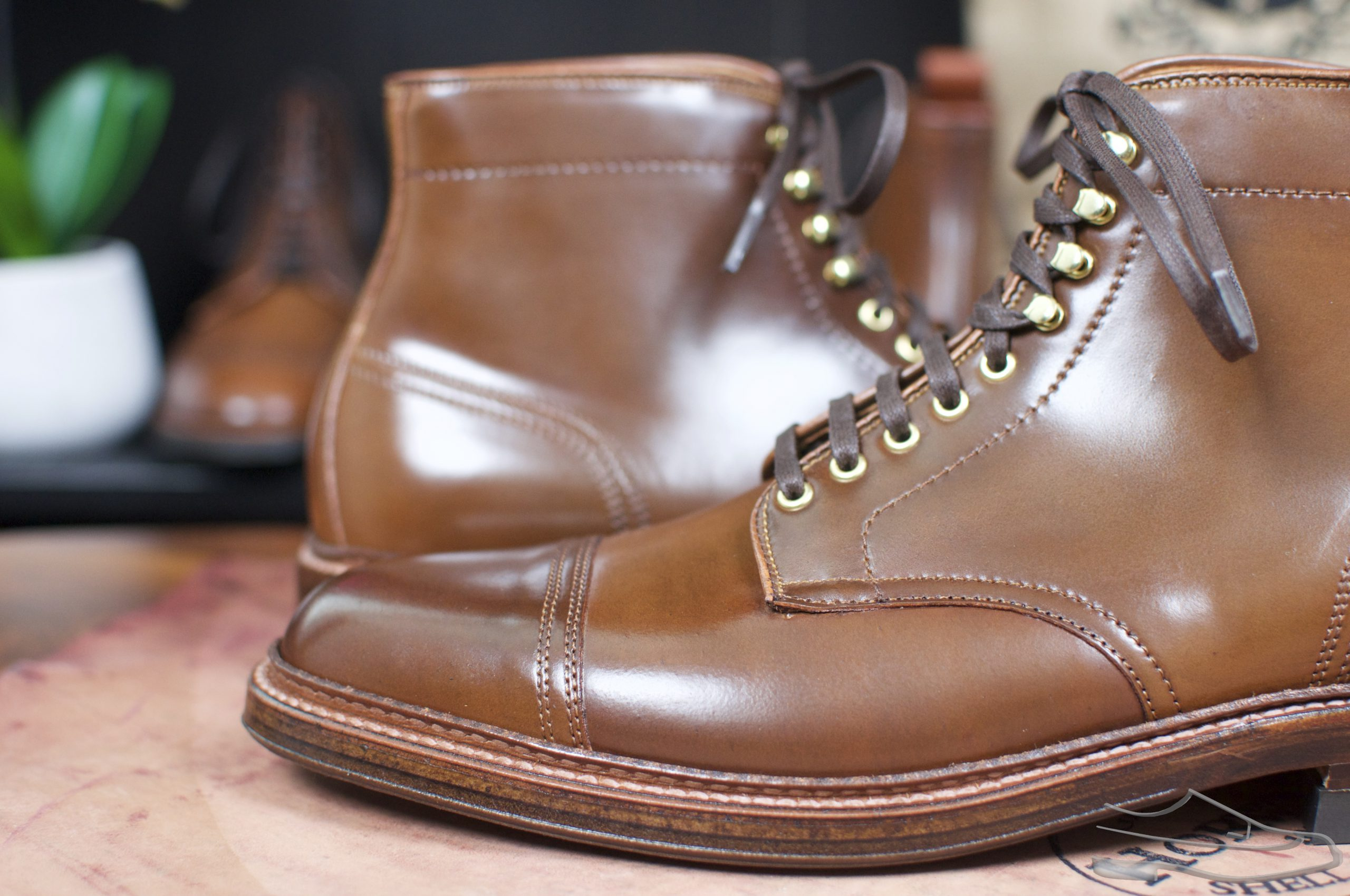 Alden Ravello 2×2 CT Boot